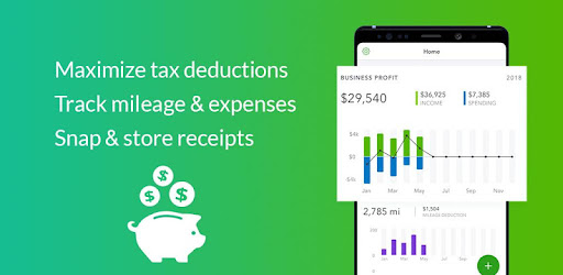QuickBooks Self-Employed:Mileage Tracker and Taxes - Apps on