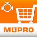 MÜPRO Shopping App icon