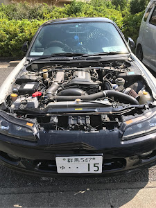 シルビア  のエンジンのカスタム事例画像 くろわさ🥐さんの2018年06月11日22:24の投稿