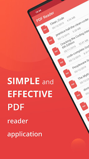 PDF Reader & Editor for Android screenshot 1