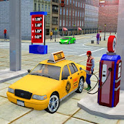Game City Taxi Driver Cab Sim 2018 Pick & Drop Game APK for Windows Phone