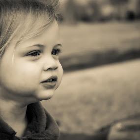 Rhyme Candid by Shaun Poston - Babies & Children Toddlers ( shaun poston, rhyme poston, children, candid, baby, toddler, portrait )