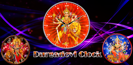Durga Devi Clock app (apk) free download for Android/PC/Windows screenshot