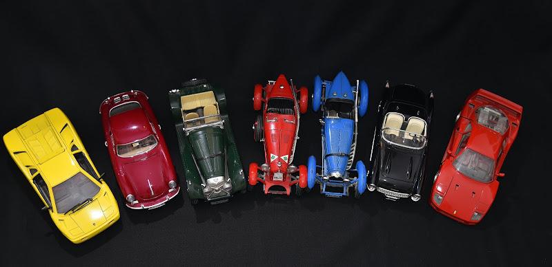 IL mio parco macchine di Isidoro.