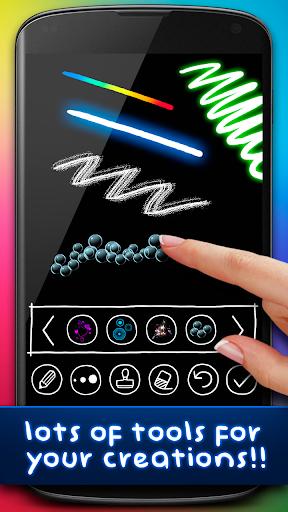 玩攝影App|輝きとドロー免費|APP試玩
