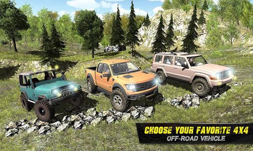 4x4 Offroad Jeep Driving 2017 1.2 screenshots 3