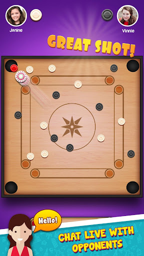 Carrom Master - Best Online Carrom Board Game screenshot 5