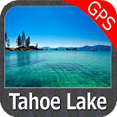 Lake Tahoe California GPS