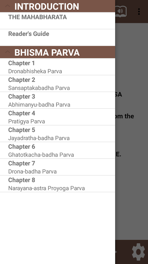 Mahabharata vol 6- screenshot