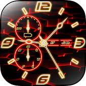 Live Clock Wallpaper Changer