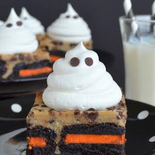 Coffee Cheesecake Oreo Brownies.