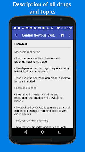 Classify Rx for pharmacology 4.3.0 screenshots 3