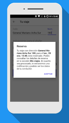 Remis Oeste San Juan 3.3.7 screenshots 6