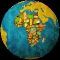Quiz geograficzny - mapa polityczna Afryki icon
