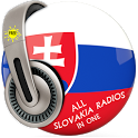 All Slovakia Radios in One Free icon