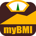 my BMI Tracker: Calculator and Tracker icon