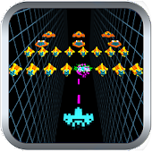 Pixel Space Invaders