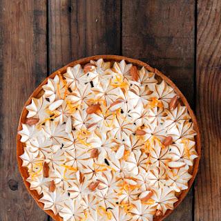Orange, Almond and Meringue Tart Recipe