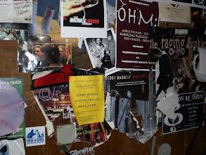Photo: Wall shot of The Baked Potato - 1/17/08.