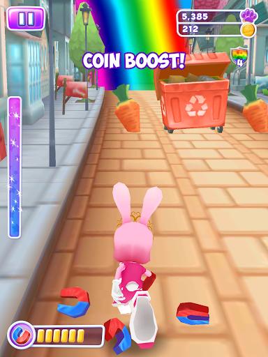 Bunny Run - Bunny Rabbit Game  screenshots 9