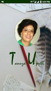 Tanuza Upreti - náhled