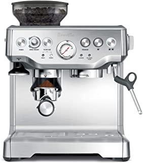 Breville BES870XL Barista Express Espresso Machine - BREBES870XL - best espresso machine