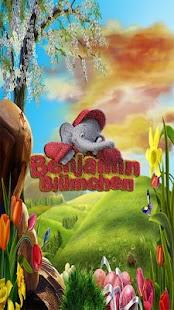 Benjamin_Blümchen Malbuch - náhled