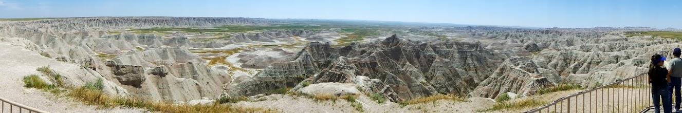 Photo: Big Badlands panorama