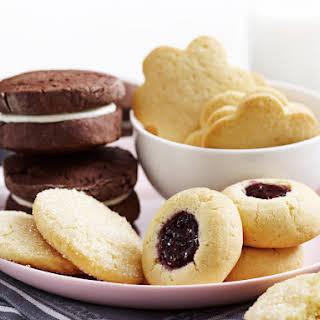 Basic Sugar Cookies.
