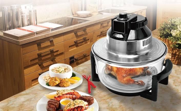 5 หม้อลมร้อนคุณภาพ ที่คัดมาเพื่อเอาใจคนรักการทำอาหารโดยเฉพาะ !    11