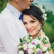 Wedding photographer Svetlana Shumilova (SSV1). Photo of 11.11.2016