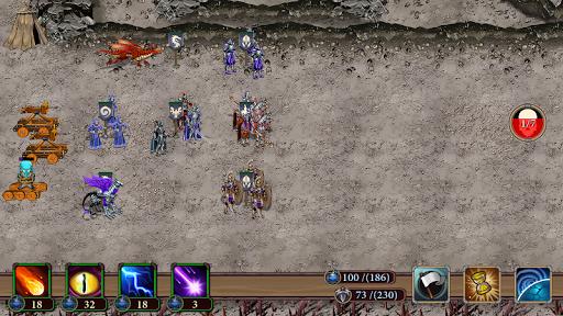 Knight TD 1.0.8 APK MOD screenshots 1