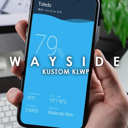 Wayside KLWP Wallpaper