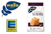 Angebot für Wasa Delicate Crackers Olive bei EDEKA im Supermarkt