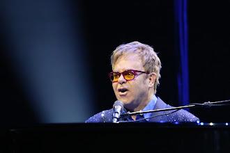 Photo: Elton John