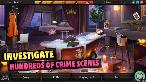 Criminal Case: Save the World! screenshots 11