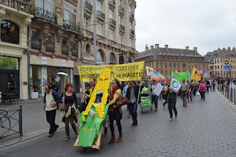 Photo: Marche contre Monsanto 2015