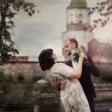Wedding photographer Olga Miroshina (olga32rus). Photo of 24.09.2016