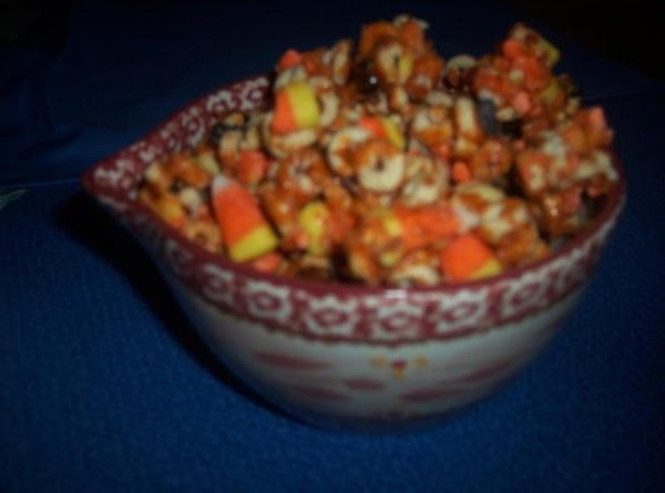 Tana's Fall Snack Mix Recipe