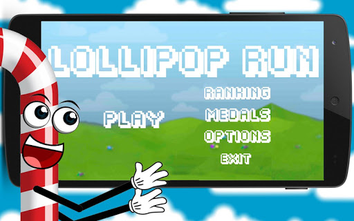 Lollipop Run