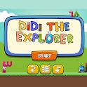 Didi The Explorer - Arabic Number icon