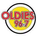 Oldies 96.7 FM Radio icon
