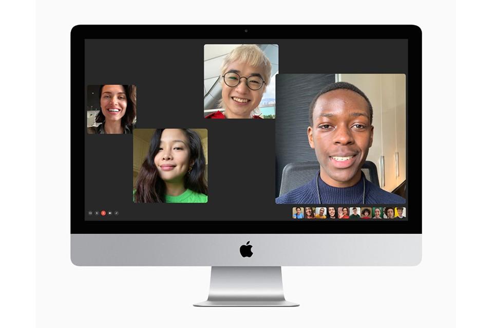 camera iMac 27 inch 2020 Retina 5K
