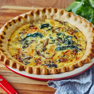 How to Make a Foolproof Quiche.