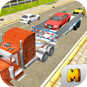 Car Transport Truck Simulator icon
