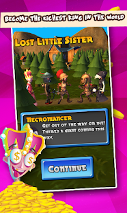 More! Gold! Now! - RPG Clicker- screenshot thumbnail