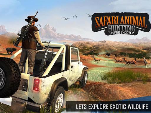 Wild Animal Sniper Deer Hunting Games 2020 1.22 screenshots 11