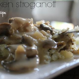 Chicken Stroganoff - Crock Pot.