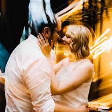 Wedding photographer Nika Maksimyuk (ilunawolf). Photo of 26.08.2018