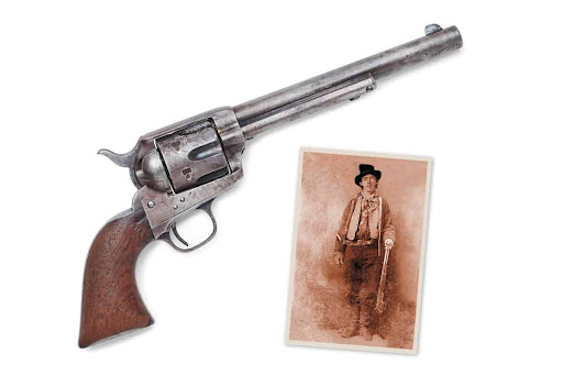The Gun That Killed Billy the Kid Set To Fetch $3 Million at Auction